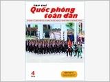 TẠP CHÍ QUỐC PHÒNG TOÀN DÂN số 4-2018