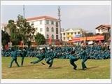 Huyện Duy tiên tập trung nâng cao chất lượng công tácgiáo dục quốc phòng và an ninh