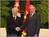 Toàn văn Tuyên bố chung giữa hai nước Việt Nam - Cuba