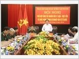 Hội nghị phối hợp công tác nghiên cứu lý luận - thực tiễn về quốc phòng