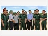 Đảng bộ Quân khu 2 tăng cường công tác kiểm tra, giám sát