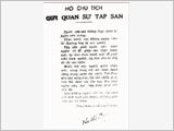 Thư Chủ tịch Hồ Chí Minh gửi Quân sự Tập san