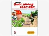 TẠP CHÍ QUỐC PHÒNG TOÀN DÂN số 5-2018