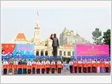 Thành phố Hồ Chí Minh phát huy tinh thần Thi đua ái quốc, xây dựng Thành phố xứng đáng mang tên Người