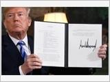 Mỹ rút khỏi Thỏa thuận Hạt nhân I-ran, sự rạn nứt quan hệ đồng minh giữa hai bờ Đại Tây Dương