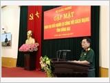 Bộ Quốc phòng gặp mặt Đoàn đại biểu Người có công với cách mạng tỉnh Đồng Nai