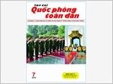TẠP CHÍ QUỐC PHÒNG TOÀN DÂN số 7-2018
