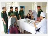 Lực lượng vũ trang Quân khu 3 phát huy vai trò nòng cốt trong thực hiện chính sách hậu phương Quân đội