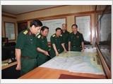 Tiếp tục nâng cao hiệu quả phòng, chống thiên tai, sự cố và tìm kiếm cứu hộ, cứu nạn trong Quân đội