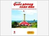 TẠP CHÍ QUỐC PHÒNG TOÀN DÂN số 9-2018