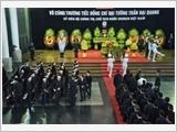 Chủ tịch nước Trần Đại Quang – Nhà lãnh đạo tận tâm, trách nhiệm đối với sự nghiệp quốc phòng, an ninh