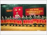 Cơ quan Tổng cục Chính trị tổ chức Hội nghị Tổng kết nhiệm vụ năm 2018
