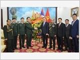 Bộ Quốc phòng Việt Nam chúc mừng Ngày thành lập Quân đội nhân dân Lào