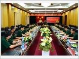 Trung tướng Lê Hiền Vân thăm, chúc Tết các cơ quan, đơn vị thuộc Tổng cục Chính trị khu vực phía Nam