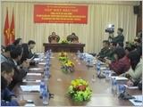 Bộ Tư lệnh Bộ đội Biên phòng tổ chức gặp mặt báo chí