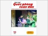 TẠP CHÍ QUỐC PHÒNG TOÀN DÂN số 10-2019