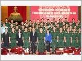 """Thấm nhuần tư tưởng của Bác Hồ, Quân đội đẩy mạnh công tác dân vận, thực hiện tốt chức năng """"đội quân công tác"""""""