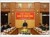 Quân ủy Trung ương tổ chức Hội nghị kiểm điểm năm 2019