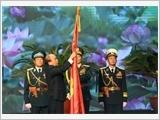 Kỷ niệm 30 năm Ngày hội Quốc phòng toàn dân và 75 năm Ngày thành lập Quân đội nhân dân Việt Nam