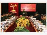 Ban Chỉ đạo 35 Quân ủy Trung ương Tổng kết năm 2019 và triển khai nhiệm vụ năm 2020