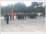 Trung đoàn 452 tập trung xây dựng vững mạnh toàn diện