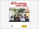 TẠP CHÍ QUỐC PHÒNG TOÀN DÂN số 6-2019