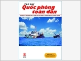 TẠP CHÍ QUỐC PHÒNG TOÀN DÂN số 8-2019