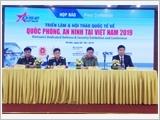 Triển lãm và hội thảo quốc tế về quốc phòng, an ninh tại Việt Nam 2019