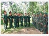 Trường Quân sự Bộ Tư lệnh Thủ đô Hà Nội nâng cao chất lượng công tác xây dựng Đảng