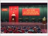 Hội nghị cán bộ Phòng không lục quân, Phòng không nhân dân năm 2020