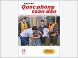 TẠP CHÍ QUỐC PHÒNG TOÀN DÂN số 11-2020