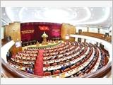 Thông cáo báo chí về ngày làm việc thứ tư của Hội nghị lần thứ 13 Ban Chấp hành Trung ương Đảng khóa XII
