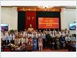 Bộ Quốc phòng gặp mặt Người có công với cách mạng tỉnh Trà Vinh