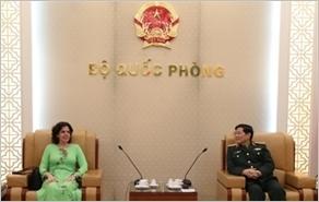 Quan hệ quốc phòng đáp ứng yêu cầu bảo vệ Tổ quốc của Việt Nam và Cuba giai đoạn 1975 - 1995