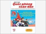 TẠP CHÍ QUỐC PHÒNG TOÀN DÂN số 12-2020