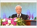 Phát biểu của Tổng Bí thư, Chủ tịch nước Nguyễn Phú Trọng tại Đại hội thi đua yêu nước toàn quốc lần thứ X