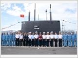 Vùng 4 Hải quân xây dựng bản lĩnh chính trị, ý chí quyết tâm chiến đấu cho cán bộ, chiến sĩ