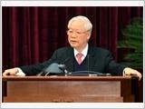 Bế mạc Hội nghị lần thứ 14 Ban Chấp hành Trung ương Đảng khóa XII