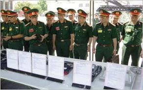 Phát huy truyền thống, xây dựng Bộ Tham mưu Binh chủng Đặc công ngang tầm yêu cầu, nhiệm vụ