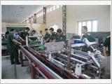 Đào tạo nguồn nhân lực cho công nghiệp quốc phòng ở Trường Cao đẳng Công nghiệp quốc phòng