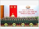 Tập trung lãnh đạo, chỉ đạo thực hiện tốt ba đột phá theo Nghị quyết Đại hội đại biểu Đảng bộ Quân đội lần thứ XI