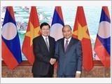 Thủ tướng Lào Thongloun Sisoulith thăm Việt Nam từ ngày 04 - 06/12