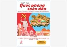 TẠP CHÍ QUỐC PHÒNG TOÀN DÂN số 2-2020