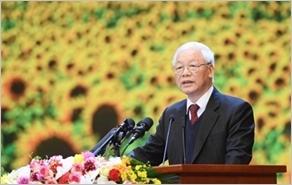 Diễn văn của Tổng Bí thư, Chủ tịch nước Nguyễn Phú Trọng tại Lễ kỷ niệm 90 năm Ngày thành lập Đảng Cộng sản Việt Nam