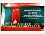 Thanh Hóa chú trọng lãnh đạo công tác quốc phòng, quân sự địa phương