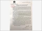 Đại tướng Ngô Xuân Lịch gửi thư khen, động viên cán bộ, chiến sĩ toàn quân trong phòng, chống dịch COVID-19