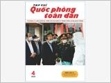 TẠP CHÍ QUỐC PHÒNG TOÀN DÂN số 4-2020