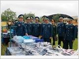 Sư đoàn 363 nâng cao chất lượng tổng hợp, sức mạnh chiến đấu, đáp ứng yêu cầu, nhiệm vụ