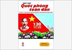 TẠP CHÍ QUỐC PHÒNG TOÀN DÂN số 5-2020