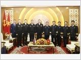 Quân chủng Hải quân nâng cao hiệu quả công tác đối ngoại quốc phòng